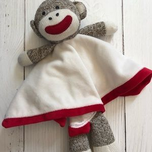 Baby Starters Other - SOCK MONKEY LOVEY